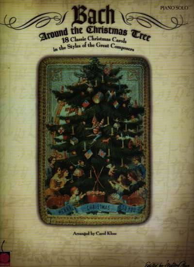 photo of Bach Around the Christmas Tree, 18 Classic Christmas Carols