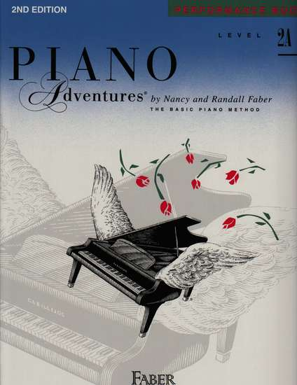 photo of Piano Adventures, Performance Book, Level 2A, Second 2012 edition