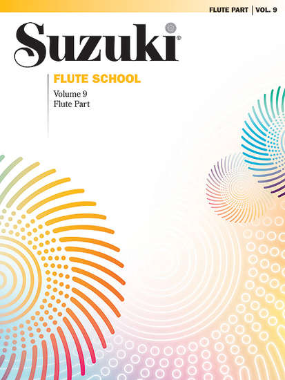photo of Suzuki Flute School, Vol. 9, 1993