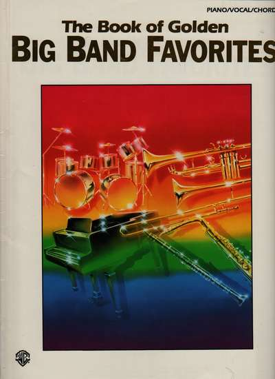 photo of The Book of Golden Big Band Favorites