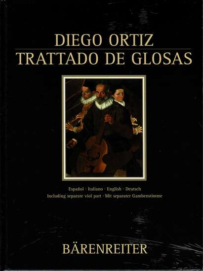 photo of Trattado de glosos sobre clausulas (2003) Translations, viol part