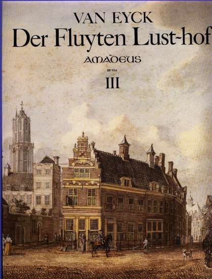 photo of Der Fluyten Lust-hof, Vol. 3