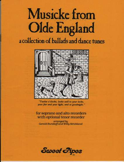 photo of Musicke from Olde England