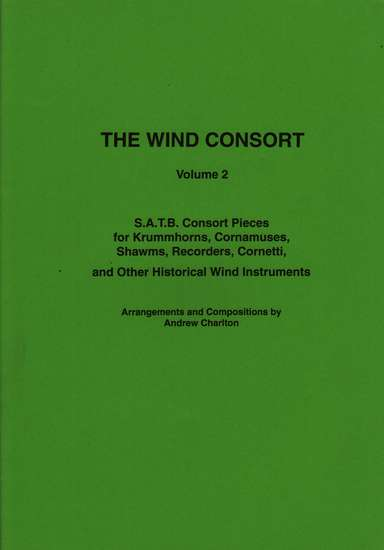 photo of The Wind Consort, Vol. 2