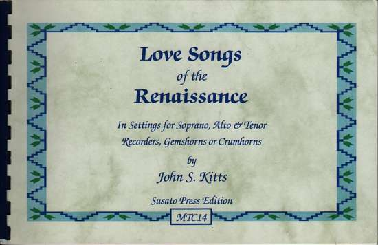 photo of Love Songs of the Renaissance
