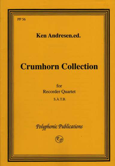 photo of Crumhorn Collection