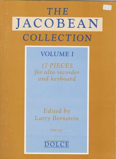 photo of The Jacobean Collection, Vol. I