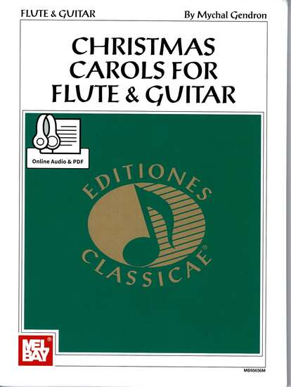 photo of Christmas Carols for Flute & Guitar