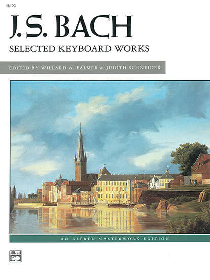 photo of Selected Keyboard Works (Palmer)