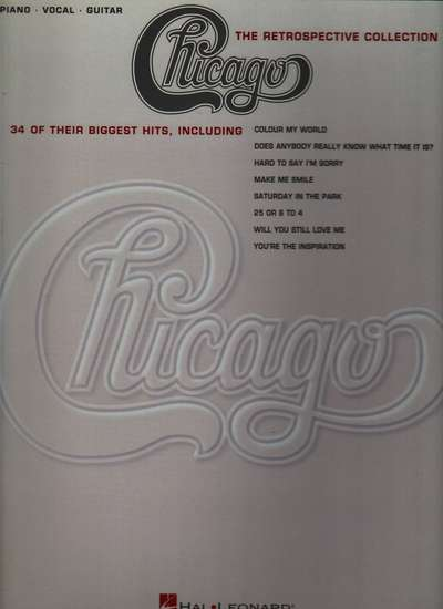 photo of Chicago, the Retrospective Collection