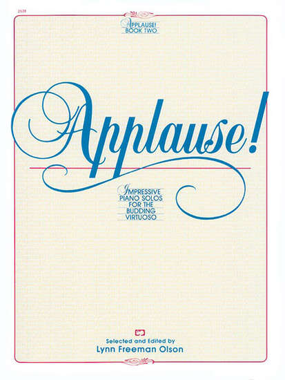 photo of Applause! Book Two