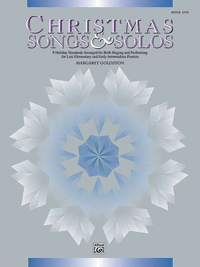 photo of Christmas Songs & Solos, Book 1