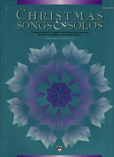 photo of Christmas Songs & Solos, Book 2