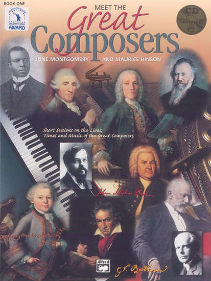 photo of Meet the Great Composers, Book 1, Class Kit