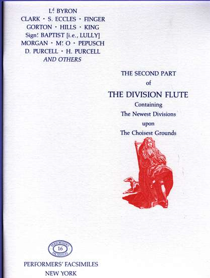 photo of The Division Flute, Vol. 2