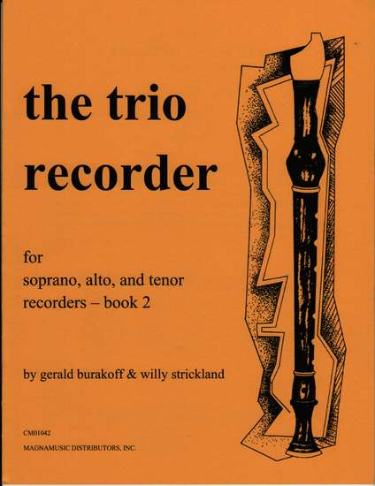 photo of The Trio Recorder, Book 2