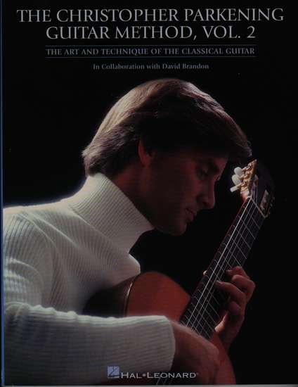 photo of The Christopher Parkening Guitar Method, Vol. 2