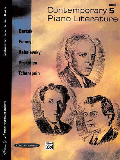 photo of Contemporary Piano Literature, Books 5-6