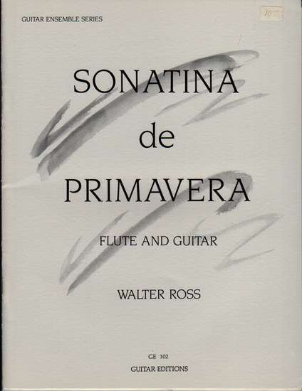 photo of Sonatina de Primavera