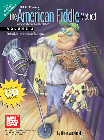photo of The American Fiddle Method, Vol. 2