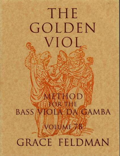 photo of The Golden Viol, Method for Bass, Vol. VIIB