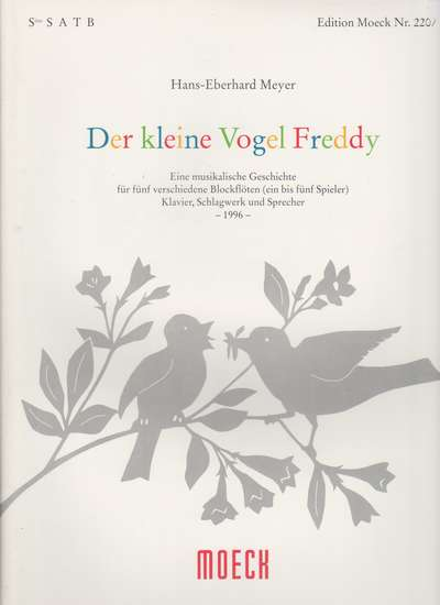 photo of Der kleine Vogel Freddy