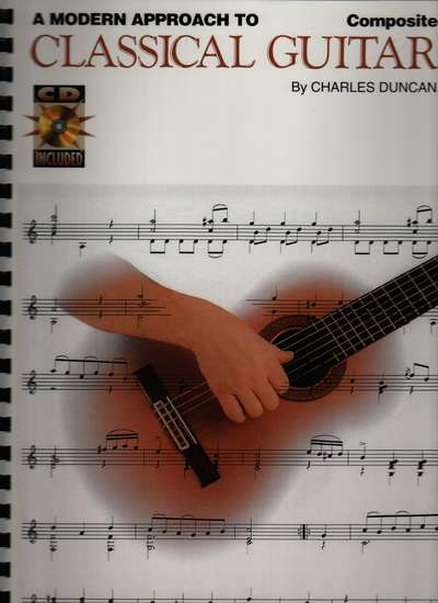 photo of A Modern Approach to Classical Guitar, Composite
