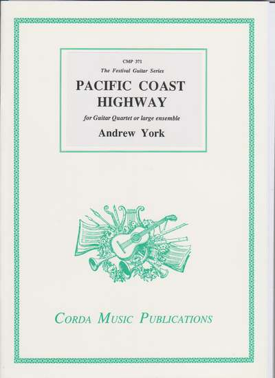 photo of Pacific Coast Highway