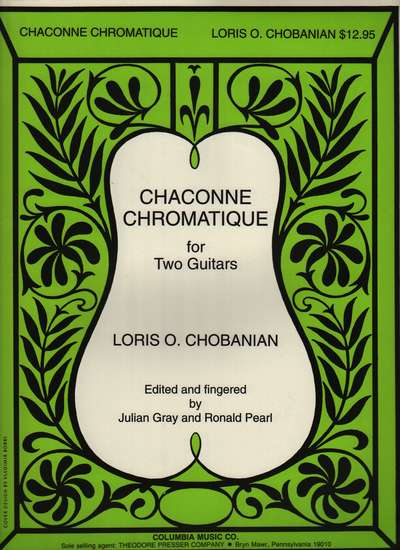 photo of Chaconne Chromatique