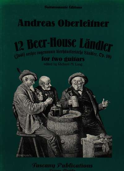 photo of 12 Beer-House Ländler, Op. 10