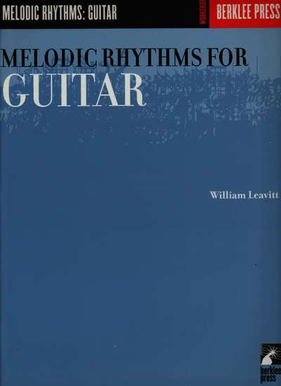 photo of Melodic Rhythms for Guitar