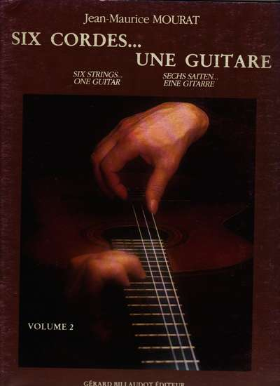 photo of Six Cordes... Une Guitare, Vol. 2