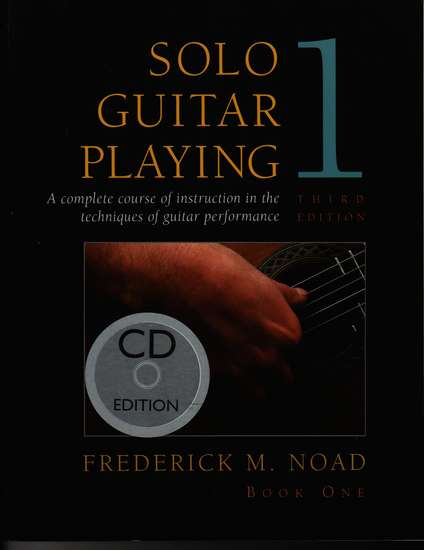 photo of Solo Guitar Playing, Volume 1, Third Ed.